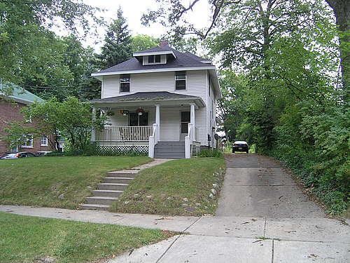 Street view at 139 Bulkley in Kalamazoo, Michigan.