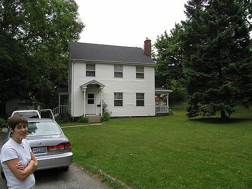 Street view at 143 Monroe in Kalamazoo, Michigan.