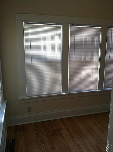 Sunroom at 408 Stanwood in Kalamazoo, Michigan.